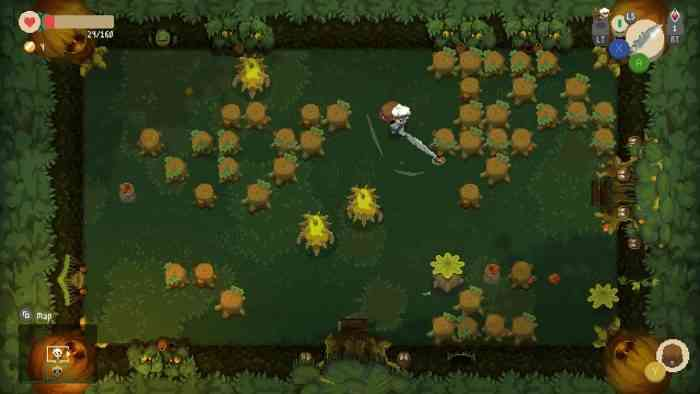 Moonlighter ins1 stalk monsters