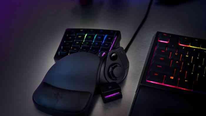 Razer MOBA/MMO Gaming Keypad