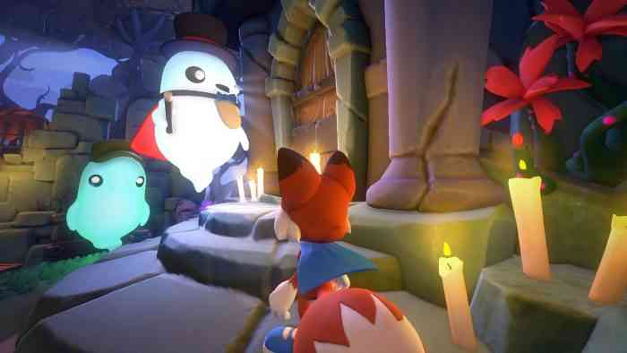 Super Lucky's Tale Screen or Alt Hero