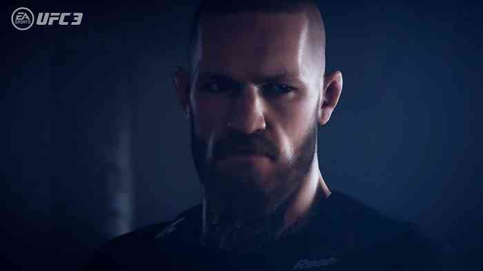 UFC 3 Screen 2 (700x) Connor McGregor