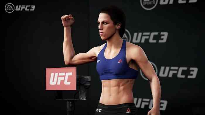 UFC 3 TOP (1280x) Joanna Jędrzejczyk