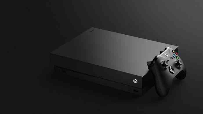 Xbox One X Hero Take 2