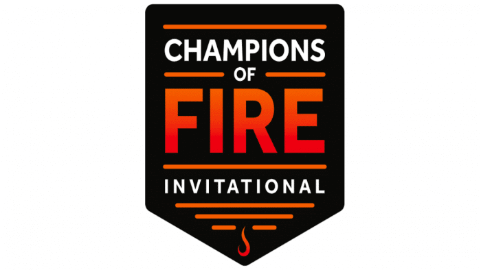 Champions of Fire 2017 logo