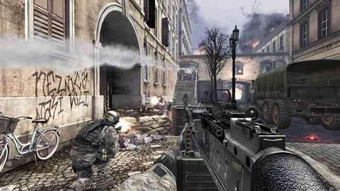 Modern Warfare File Size Has Been Unveiled
