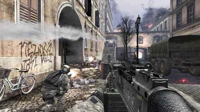 call of duty modern warfare 3 article