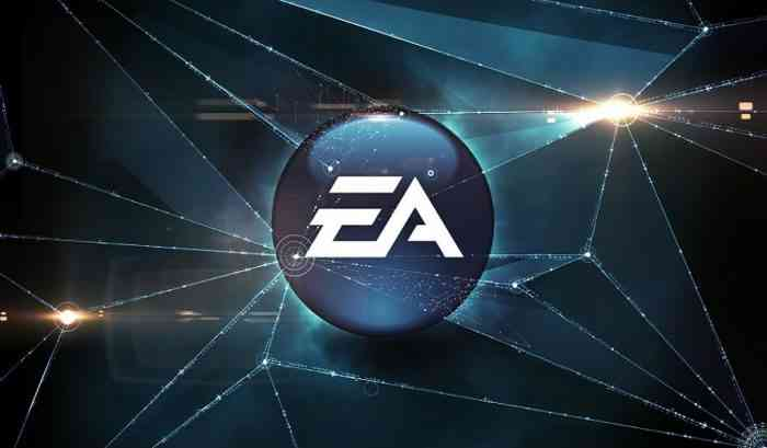 electronic arts logo - ea feature