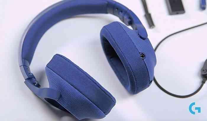 G433 Logitech Headset