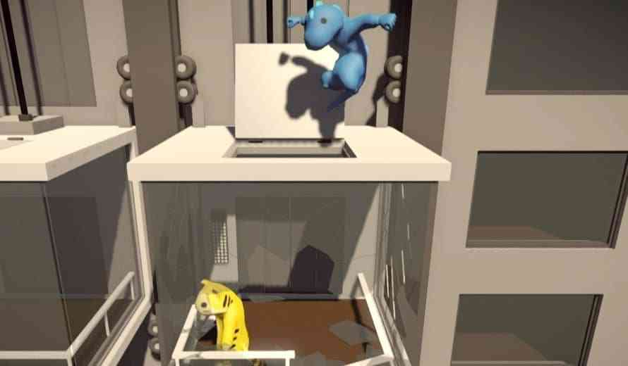 Gang Beasts Coming To Steam And Ps4 At Long Last