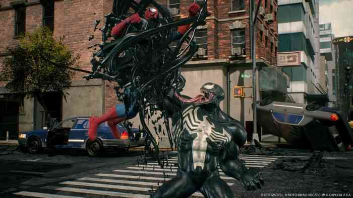Marvel Vs. Capcom: Infinite Venom