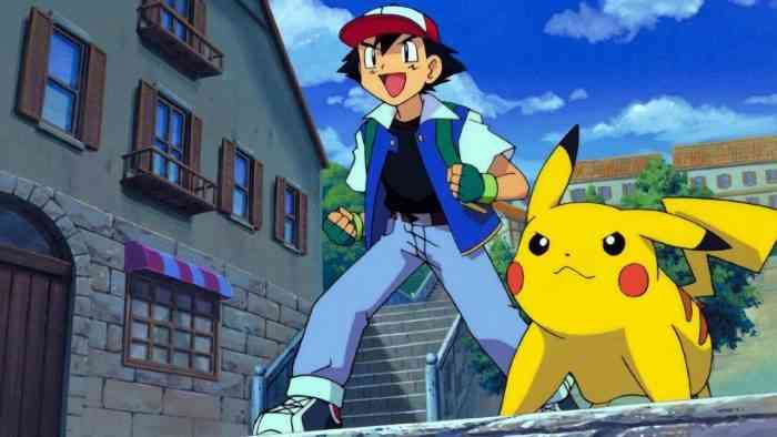 Pokemon TV Show Anime