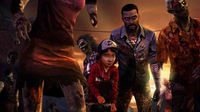 The Walking Dead Collection 1280x