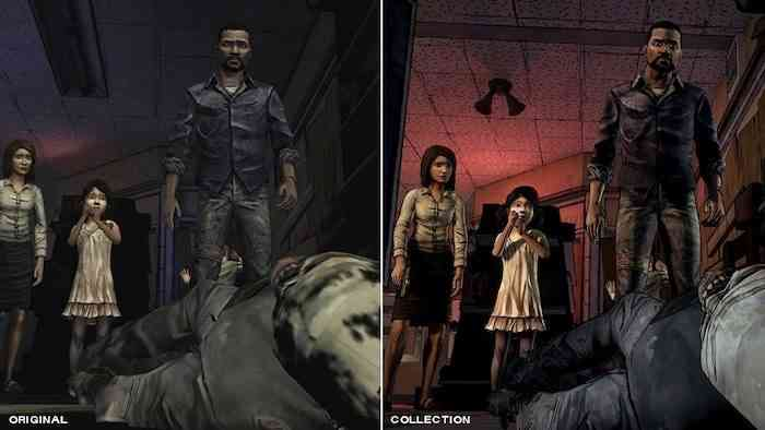 The Walking Dead Collection comparison