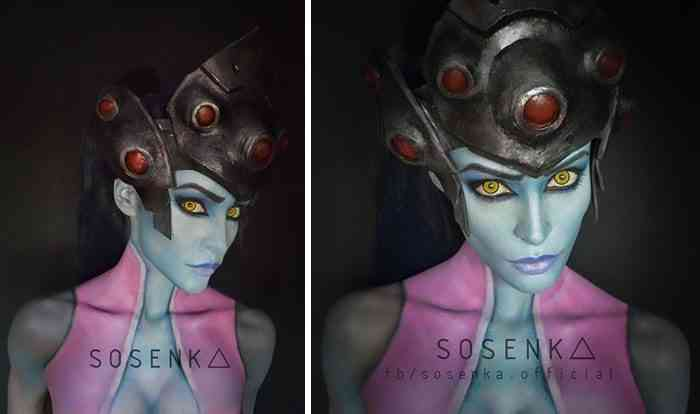 cosplayer sosenka 1