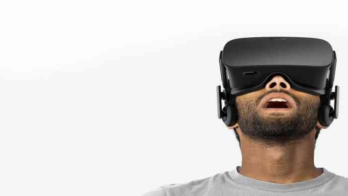 virtual reality oculus