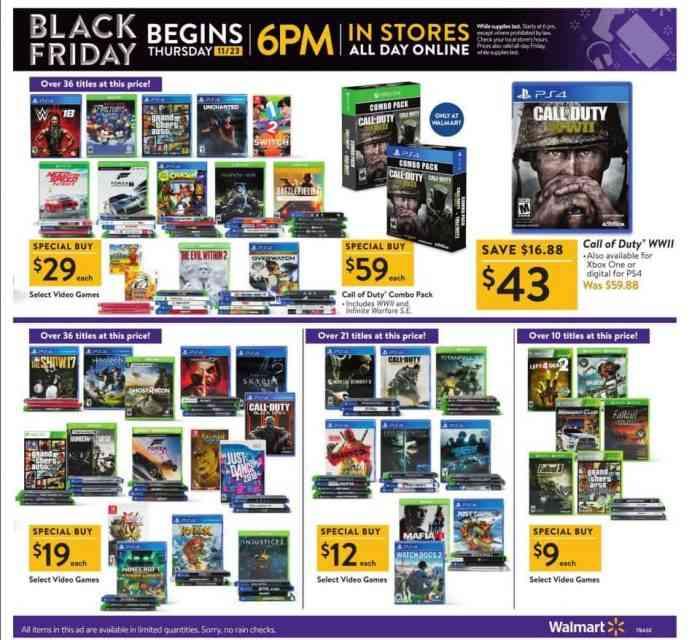 Walmart Black Friday Sale