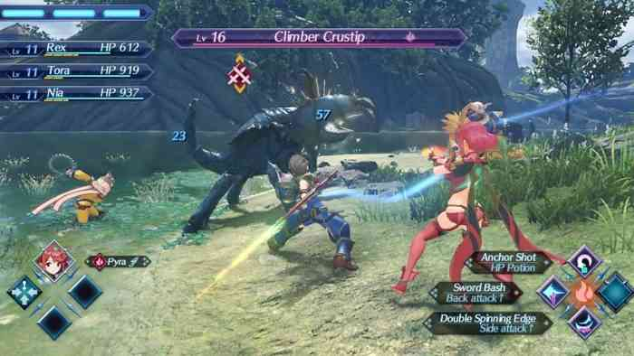 Xenoblade Chronicles 2 next big xenoblade update