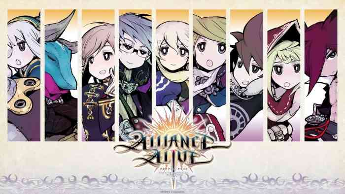 The Alliance Alive Lives On March 27