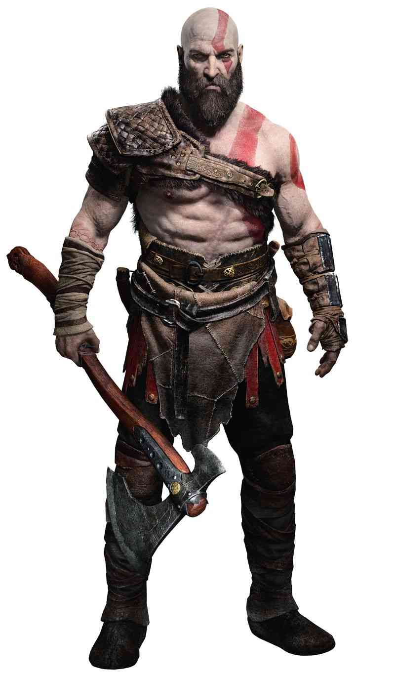 Ps4 exclusive god of war gets new screenshots featuring - God of war wallpaper for ps4 ...