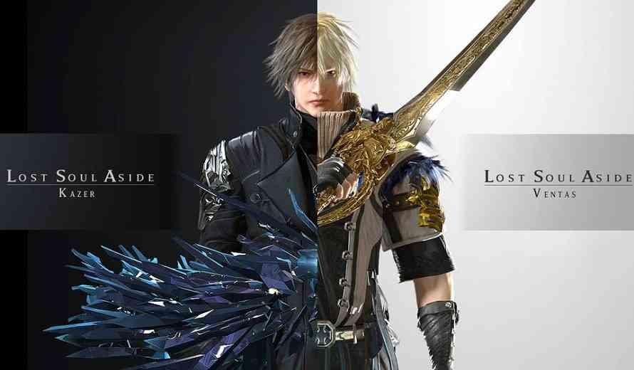 Oculus Rift Games >> Lost Soul Aside Hands On - Like Final Fantasy on Speed | COGconnected