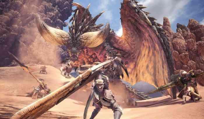Monster Hunter World Feature-min