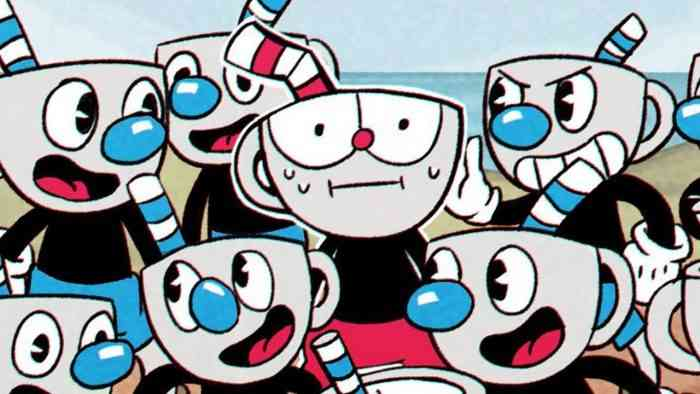 Cuphead Mugman Army TOP