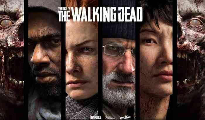 Meet Grant, the third playable character in Overkill's The Walking Dead