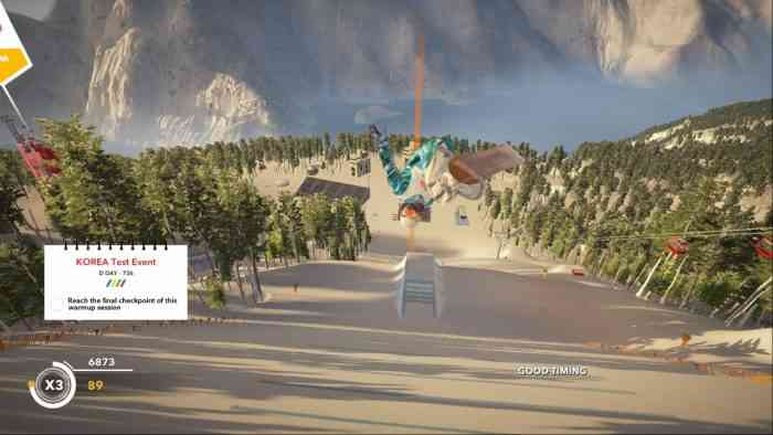 STEEP Road to the Olympics - Article Prime