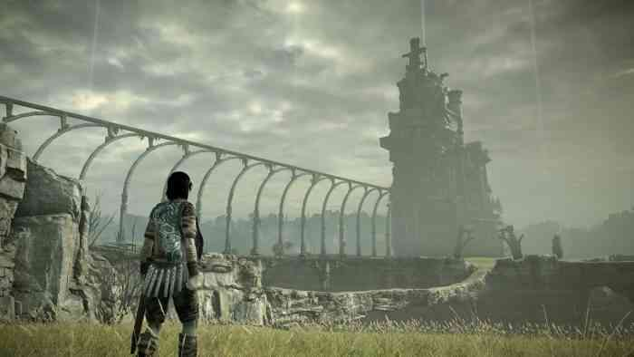 Shadow of the Colossus Team are Remaking Another Classic