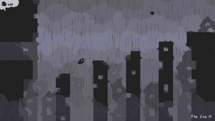 The End is Nigh Screen