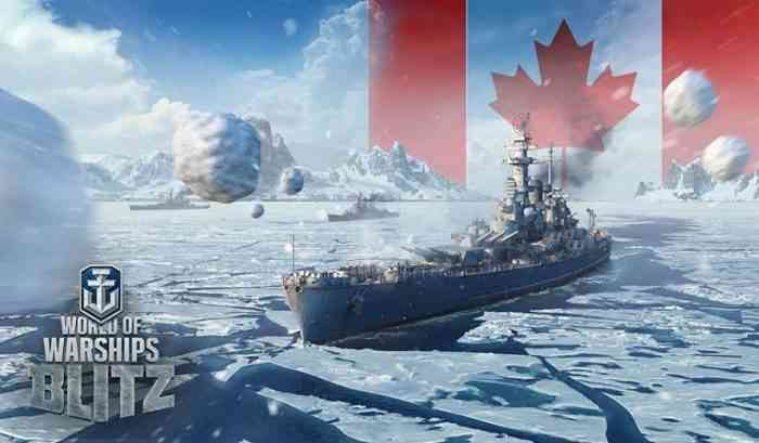 World of Warships Blitz Featured