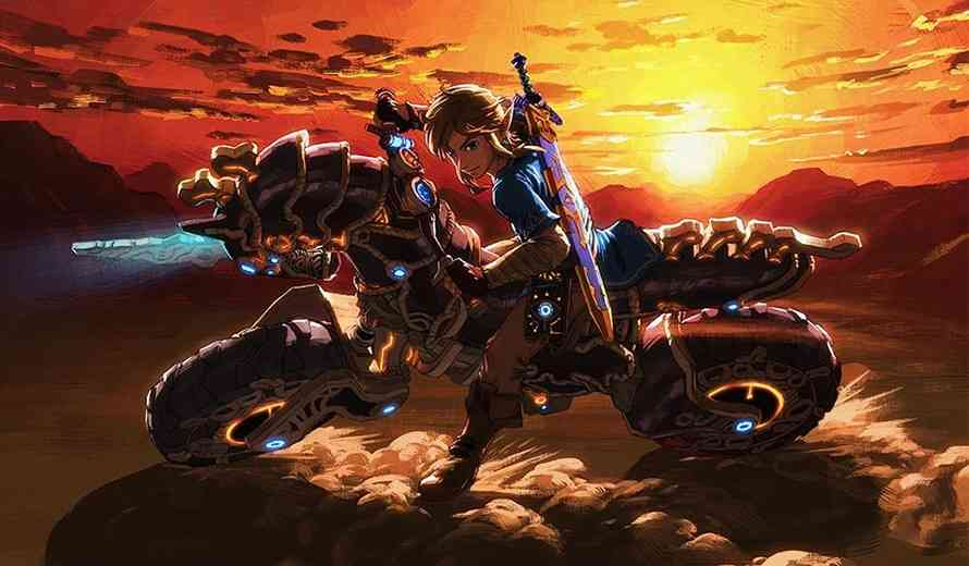 The Legend of Zelda: Breath of the Wild - The Champion's