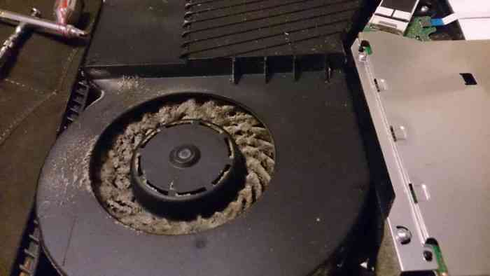 Dirty PS4