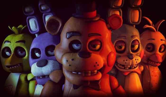 Five Nights at Freddy's: Security Breach