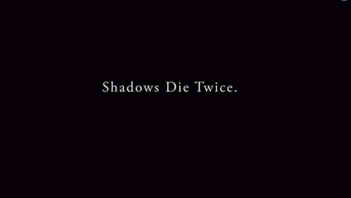 FromSoftware Teases Its New Game With Tagline Shadows Die Twice
