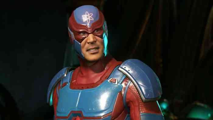 Injustice 2 Atom Gameplay Trailer Released