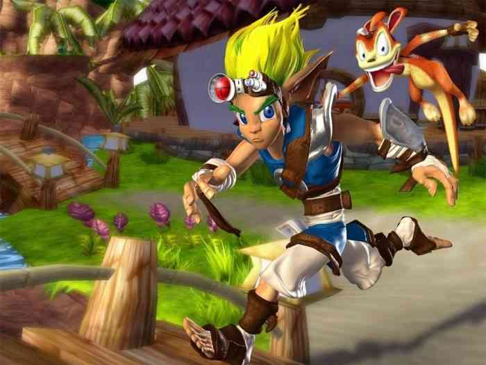 Jak and Daxter classics to be available on PS4
