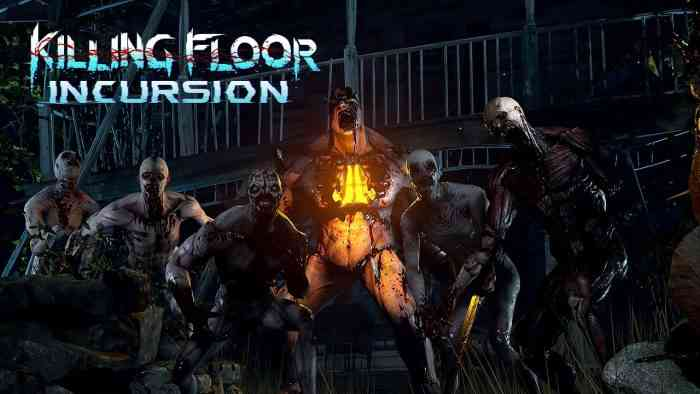 killing floor incursion top