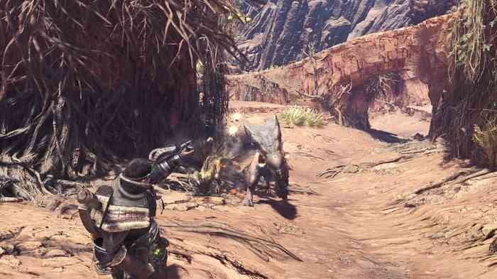 Details For Monster Hunter World Beta For PlayStation 4 Revealed By Capcom