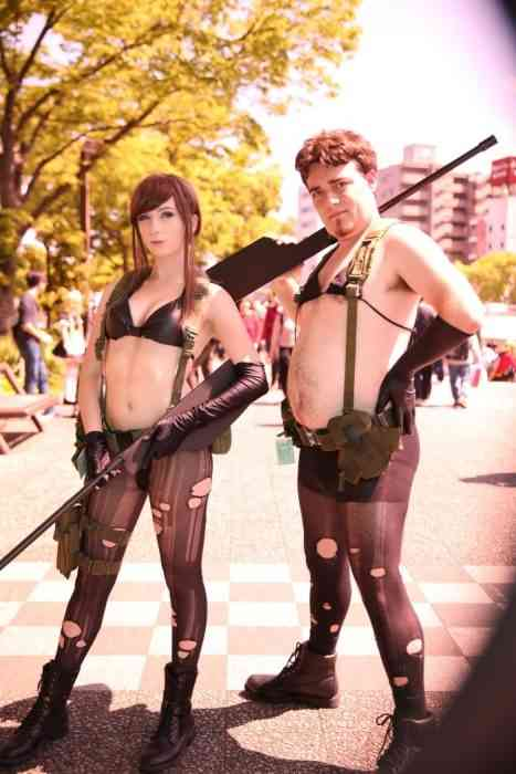 palmer luckey cosplay quiet min