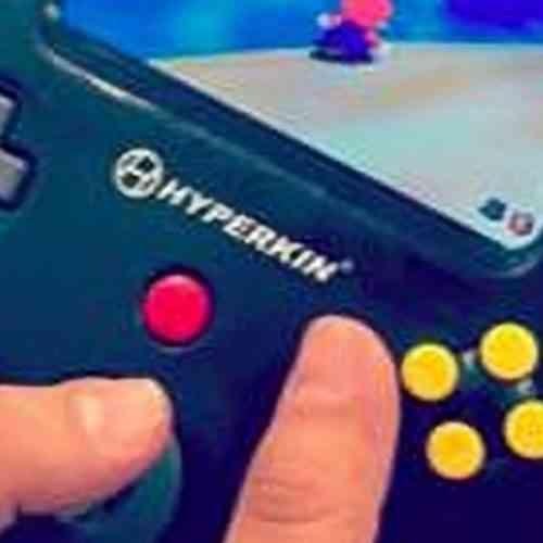 Hyperkin N64 Prototype Photo