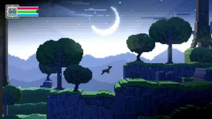 The Deer God switch screenshot