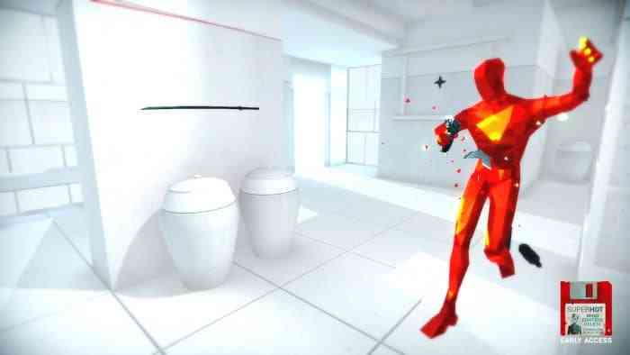 Superhot adds new abilities in roguelike expansion, coming to Early Access tomorrow