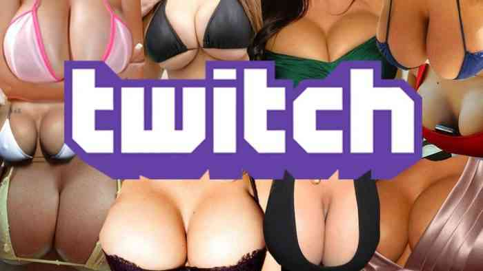 Twitch streamers top