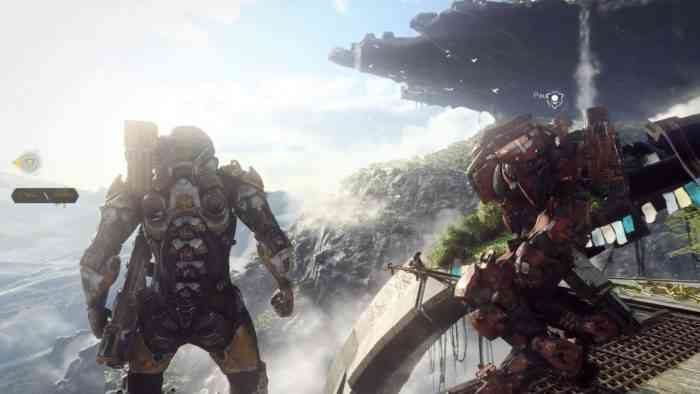 anthem video game reviews ps4 - REVIEW: ANTHEM (PS4, XBOX ONE, PC - PS4 VERSION TESTED) - DIGITISER Manga Art Style