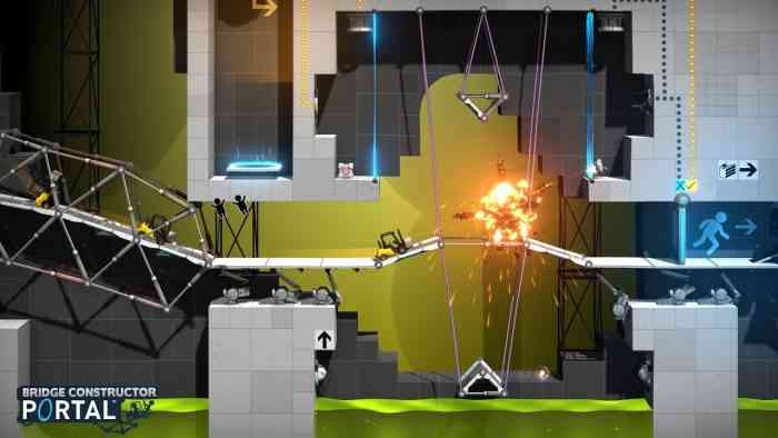 Bridge Constructor Portal Review