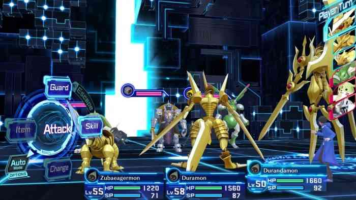 Digimon Story Cyber Sleuth Hackers Memory top