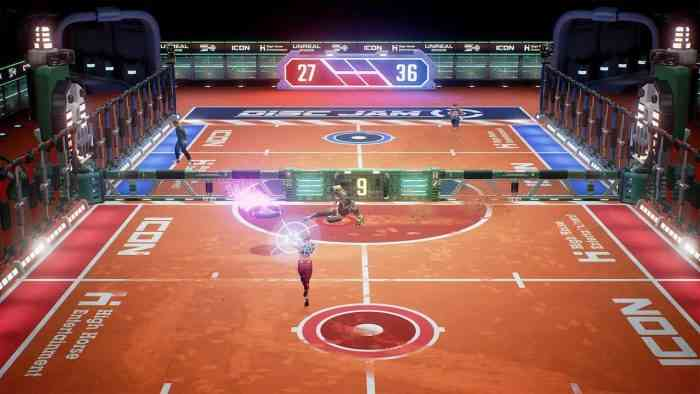 Disc Jam for Switch has cross-play with PC, local wireless multiplayer