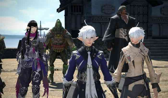 The story continues in FFXIV 4.2