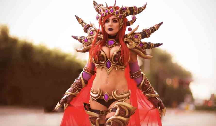 From Humble Beginnings to Millions of Followers, Jessica Nigri is More Than Just the Queen of Cosplay | COGconnected