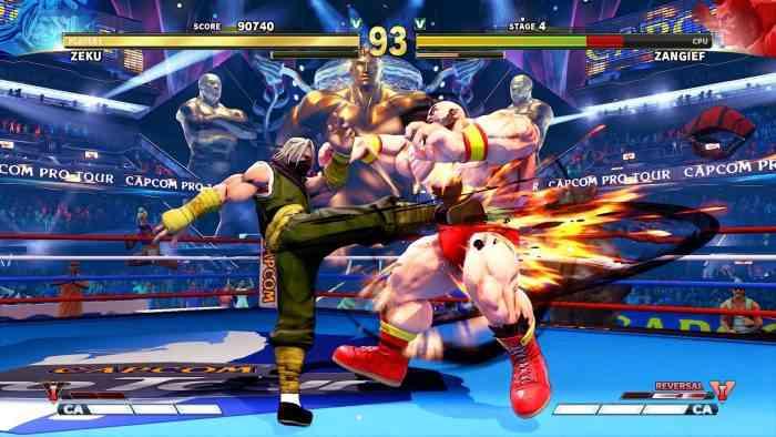 street fighter v: arcade edition 1